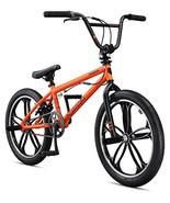 Mongoose Legion Mag Freestyle BMX Bike, 20-Inch Wheels, Orange - $124.61