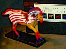 Ceramic Trail of the Painted Pony Give Me Wings #1471 Westland GiftwareAA-191998 image 2