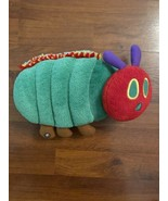 """The Very Hungry Caterpillar Eric Carle Plush Storybook By Zoobies - 12"""" ... - $8.59"""