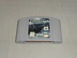 Forsaken 64, Game Only, Nintendo 64 - $9.99