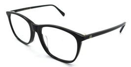 Gucci Eyeglasses Frames GG0555OA 001 53-17-145 Black Made in Italy - $215.60