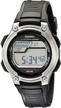 Casio Midsize W212H-1AV Digital Sport Watch - $46.54