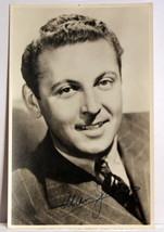 Alan Jones American Actor & Tenor Autographed Photo C1950's Father of Ja... - $15.99