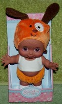 """My Sweet Love Mini Baby AA Doll 5""""H in Puppy Outfit NWT - $8.88"""