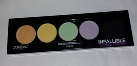 L'Oreal Infallible Total Cover 225 Color Correcting Kit ~ New AND Sealed - $6.82