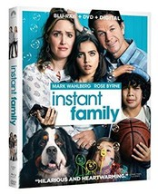 Instant Family [Blu-ray + DVD + Digital]