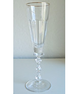 Mikasa Bentley Gold Fluted Champagne - $12.66