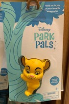 Disney Parks Park Pals The Lion King Baby Simba Accessory Figure Clip New - $16.16