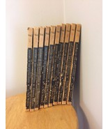 10 VOLUMES  AMERICAN HERITAGE,  GUIDE TO THE  UNITED STATES,  1965  COMP... - $29.69