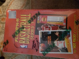 1994/95 fleer basketball series 1 unopened basketball wax box - $32.99