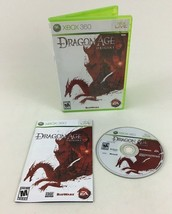 Dragon Age Origins Xbox 360 Video Game Bioware EA 2009 M-Rated Complete ... - $10.84