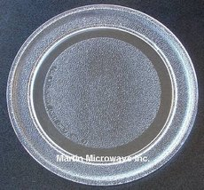 GE Microwave Glass Turntable Plate / Tray 9 5/8 in # WB49X10134 by GE - $17.99