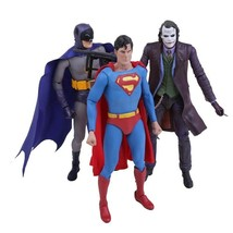 Neca Dc Comics Joker Batman Dark Knight Collectible Action Pvc Figure - $34.99