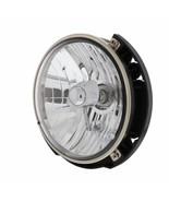 2007-2016 Jeep Wrangler Headlight Assembly -H4 Quartz Halogen Bulb - Dri... - $68.30