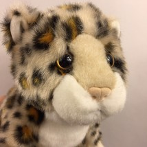 """Ty Plush Classic Cleopatra the Spotted Leopard 10"""" Baby Cheetah 2007 - $15.00"""