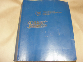 1987 CADILLAC DEVILLE FLEETWOOD SERVICE INFORMATION MANUAL - $9.99