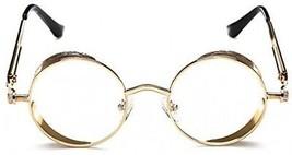 Rocknight Gothic Steampunk Sunglasses For Men Women Hippie Sunglasses M... - $35.38