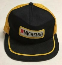 Vtg Michelob Trucker Hat Swingster Made In The USA Patch Cap Alcohol Bee... - $98.99