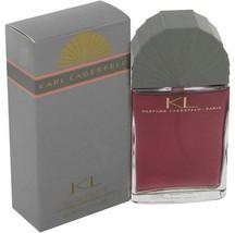 KL Women 1.7 Oz 50 ml EDT Eau de Toilette Spray Karl Lagerfeld Perfume F... - $395.99