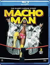 WWE Macho Man The Randy Savage Story [Blu-ray]