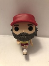 Funko POP Forrest Gump Running with Beard 2019 SDCC Exclusive #771 Loose... - $24.95