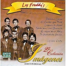 Los Freddy's Imagenes II CD - $4.95