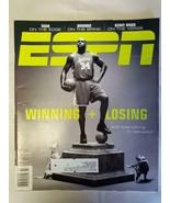 ESPN Winning + Losing ~ Shaquille O'Neal ~ May 29 2000 Magazine - $1.66