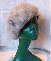 VINTAGE KANGOL SUPERIOR BLUE CREAM SEMI STRUCTURE STYLISH BERET HAT WARM... - $17.25