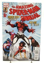 Amazing Spider-Man Annual #39 Out of Time Marvel Comics July 2012 Near Mint - $5.94