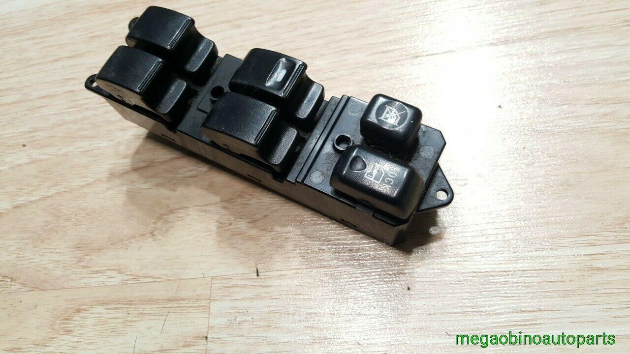 Mitsubishi Master Lock Schalter mr587943 OEM b9 image 2