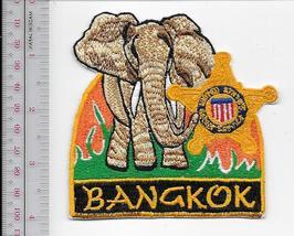 US Secret Service USSS Thailand Bangkok Field Office Agent Oversea Service Patch - $12.99