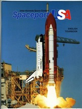 Kennedy Space Center and Spaceport USA Tourbooks and 21 Postcards  - $37.62