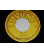 Jerry Lee Lewis Breathless 45 Down The Línea Sun Records 288 VG - $18.75