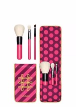 MAC NUTCRACKER Sweet Essential BRUSH KIT 167SE 217SE 266SE Face Angle 4X... - $18.55