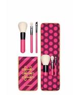 MAC NUTCRACKER Sweet Essential BRUSH KIT 167SE 217SE 266SE Face Angle 4X... - $18.55