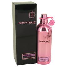 Montale Velvet Flowers by Montale Eau De Parfum Spray 3.4 oz for Women - $135.95