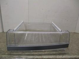 GE REFRIGERATOR LEFT VEGGIE PAN PART# WR32X10617 - $56.00