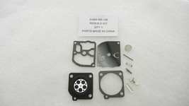 CARBURETOR REBUILD KIT REPLACES ZAMA RB-108 - $8.25