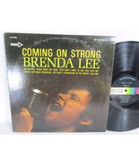 Stereo Brenda Lee LP - DECCA 74825 - COMING ON STRONG - $6.33