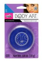 TULIP Body Art Body Paint Blue - $9.79