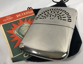 Vintage Petersons Made in Occupied Japan Hand warmer with Pouch and inst... - $55.00