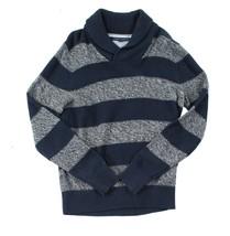 Tommy Hilfiger Navy Blazer Mens Shawl Collar Sweater, Size M. - $32.71