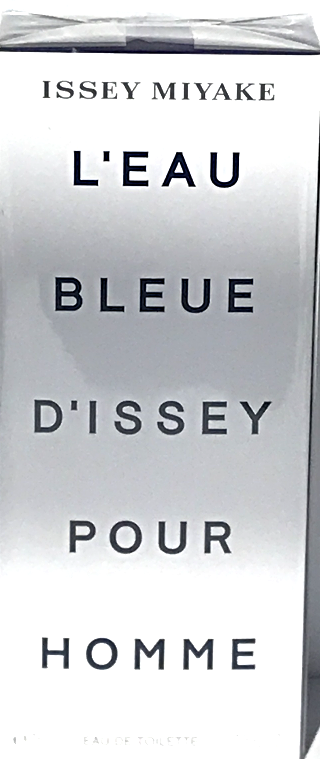 Issey Miyake Leau Bleue Dissey Pour Homme EDT  2.5 oz Fragrance New Sealed