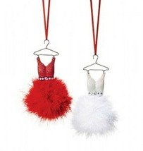 Avon Christmas Ornaments Dress ornaments - $13.99