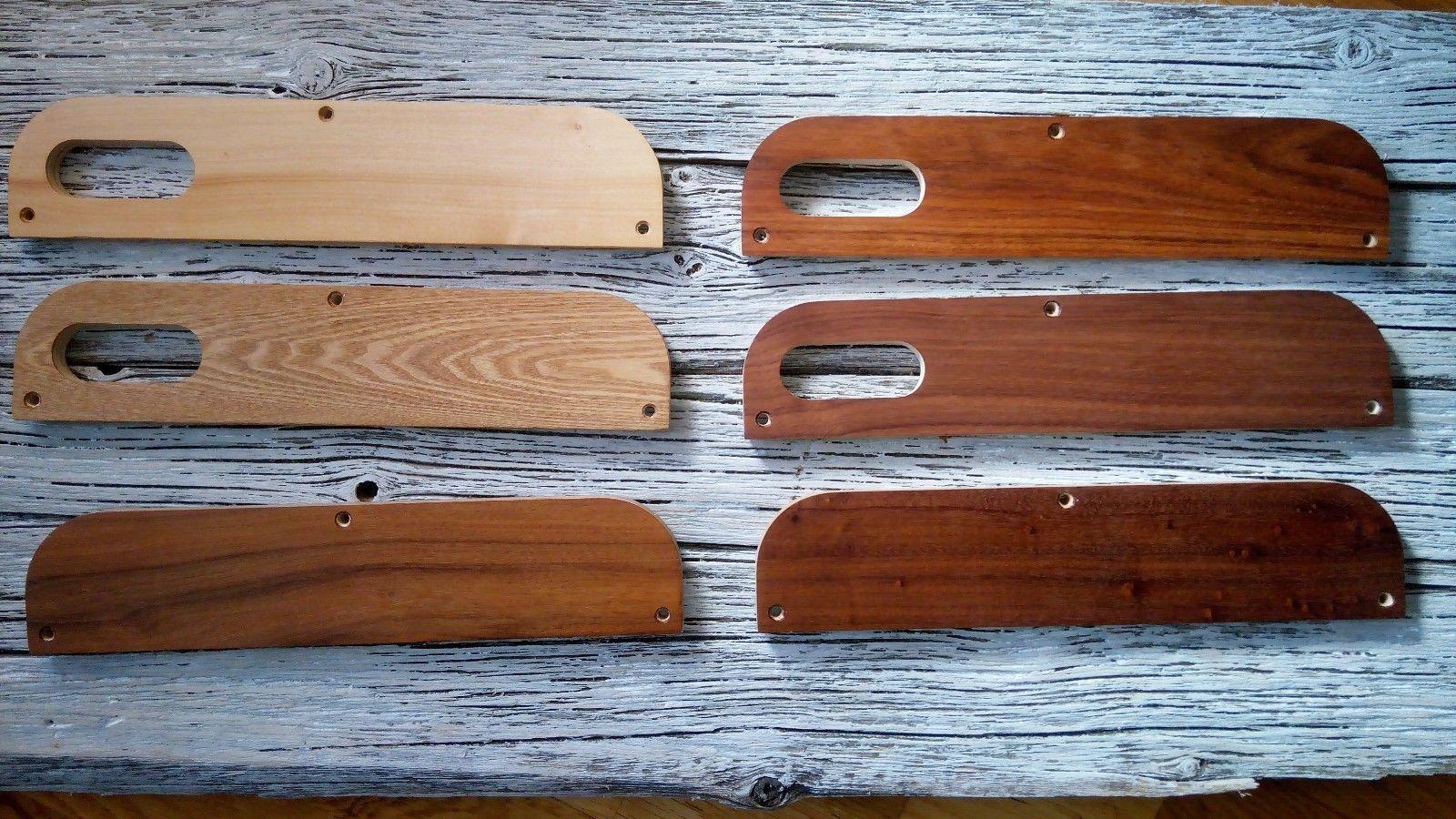 Plinth for Thorens TD124  7 layers  birch plywood walnut