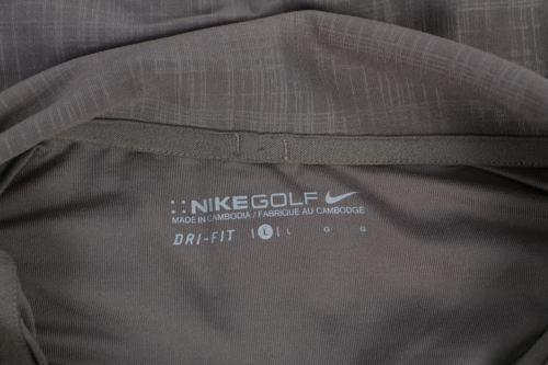 nike righe polo golf