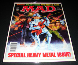 MAD Magazine 288 July 1989 HEAVY METAL Issue Richard Williams Cover EXCE... - $14.39
