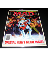 MAD Magazine 288 July 1989 HEAVY METAL Issue Richard Williams Cover EXCE... - $14.99