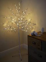 5ft pre-illuminate ILLUMINARE LED Paillettes Decorazione di Natale ramos... - $76.17