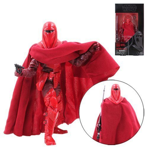 Image 2 of Star Wars The Black Series 6-Inch Action Figures Wave 11 Set of 6, Hasbro